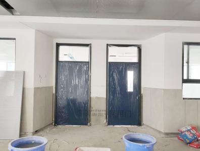 2021陕西学校教室门定制 西安钢质木质学校教室门宿舍门办公室门批发