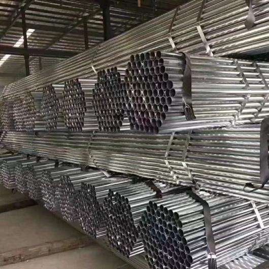 热镀锌钢管 贵州镀锌钢管 现货批发 国标热镀锌管