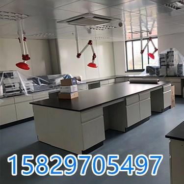 榆林检测中心实验室设备 实验室家具 排风万象集气罩