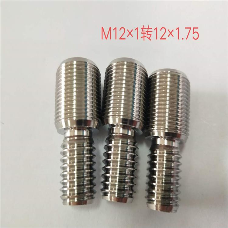 口罩机螺丝M18-m12钛合金