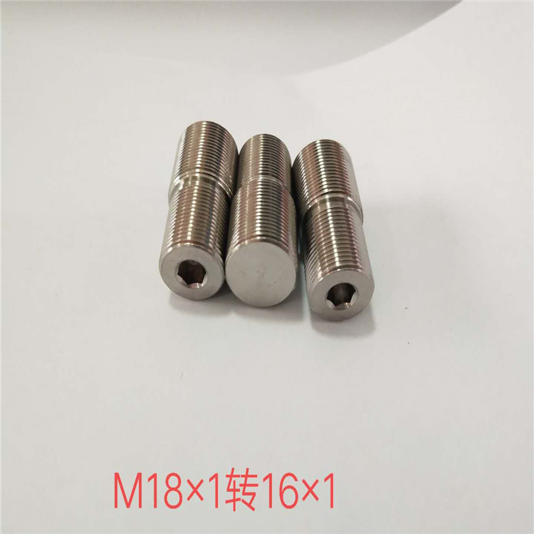 口罩机螺丝M18-m16钛合金厂家直销