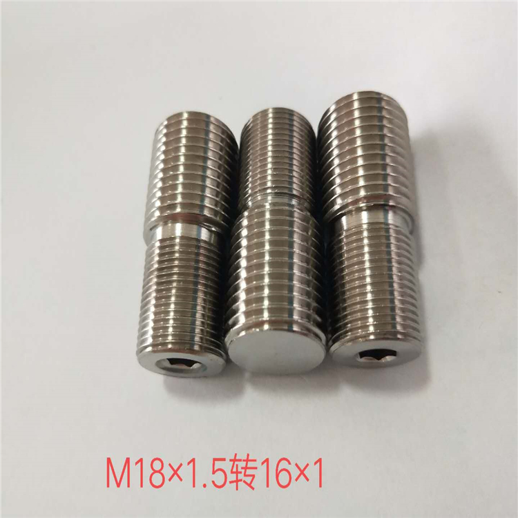 口罩机螺丝M18-m16钛合金