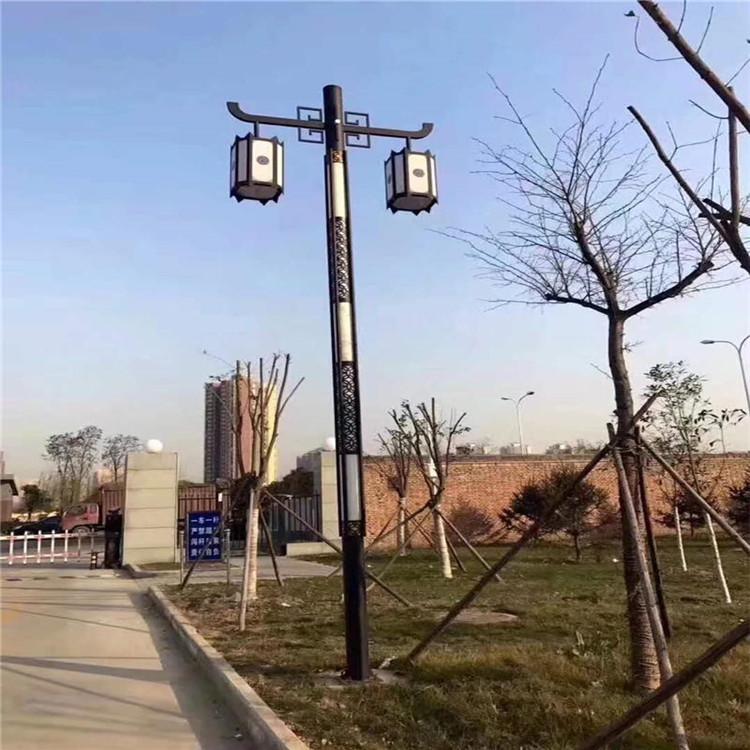 西安太阳能庭院灯价格 小区庭院灯 景观灯批发