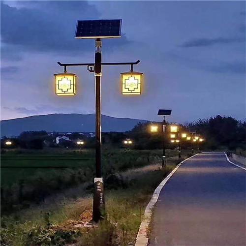 陕西厂家直销太阳能路灯6米