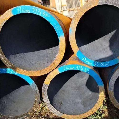 陕西西安 厂家现货销售 27SiMn液压支柱管 油缸无缝管 厚壁无缝管