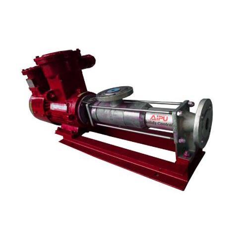 陕西污泥螺杆泵 西安G型单螺杆泵 工业螺杆泵 螺杆泵组成 螺杆泵串联