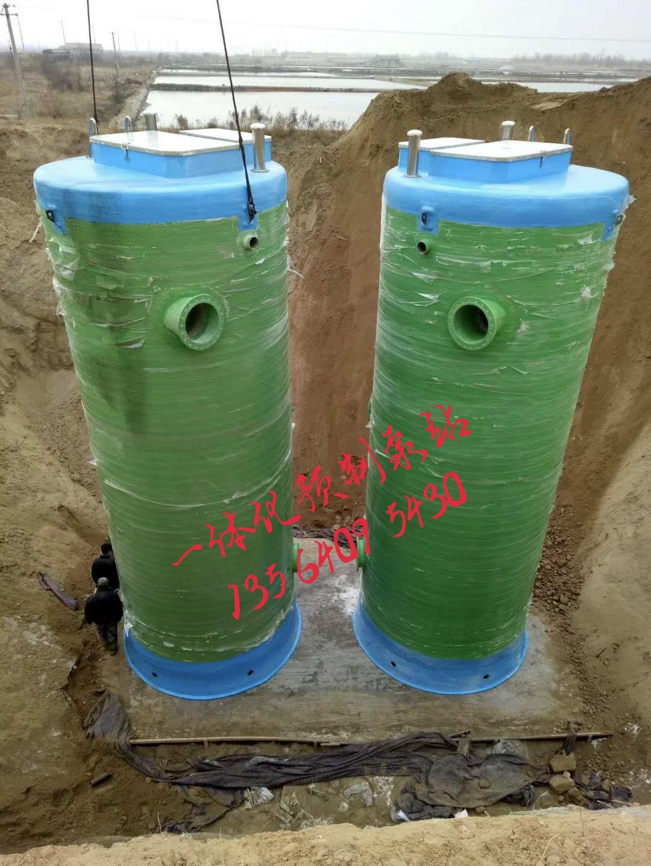 贵州贵阳一体化预制泵站、污水泵站