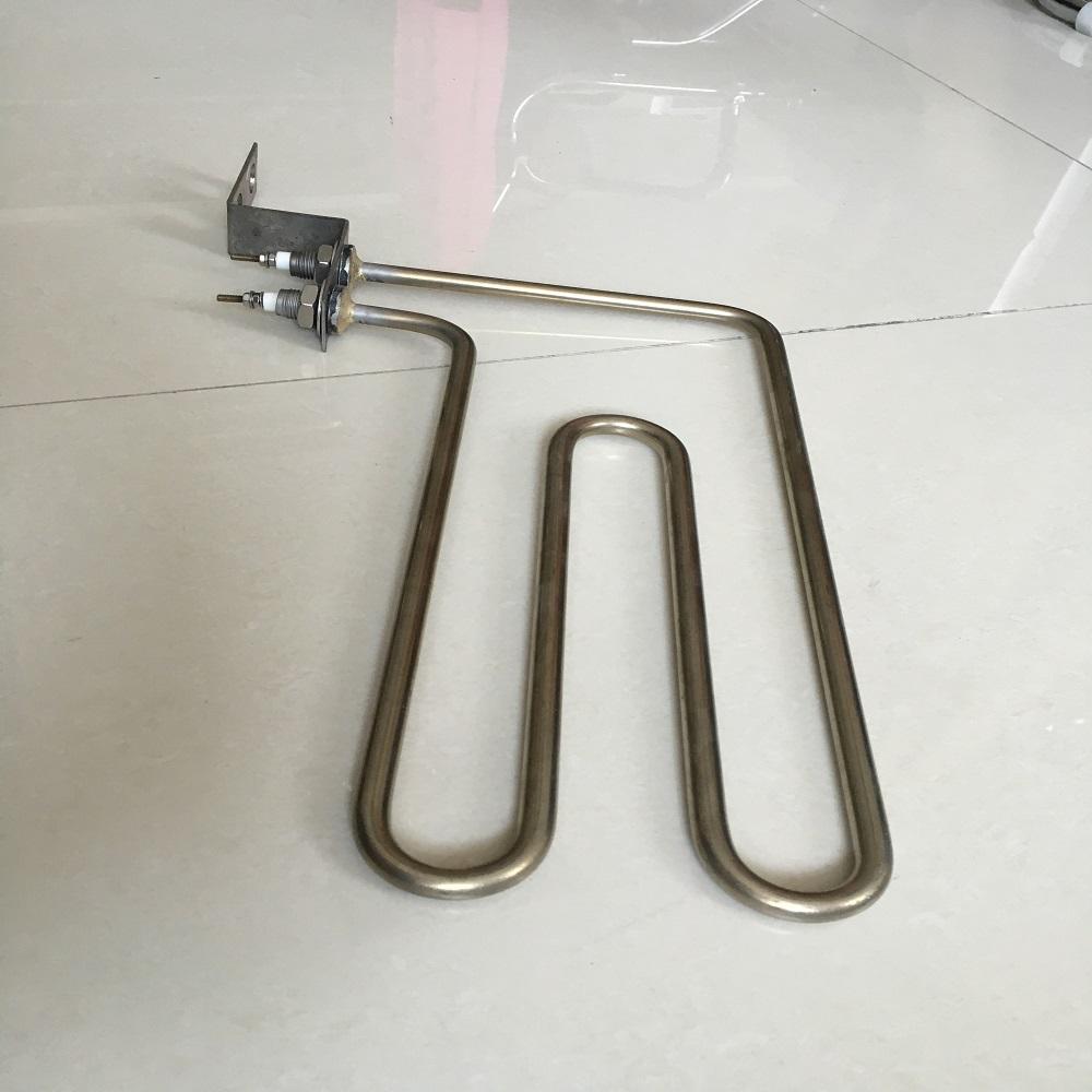 非标定制桑拿房电热管 不锈钢电加热管 螺旋型加热管