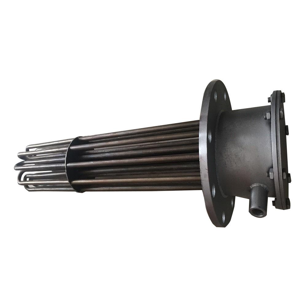 定制工业锅炉大功率法兰加热管 不锈钢加热管 水箱加热管