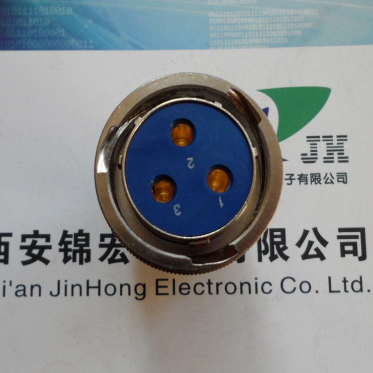 电缆母头【Y50DX-1803TK1 Y50DX-1803TK】接插件 圆形连接器
