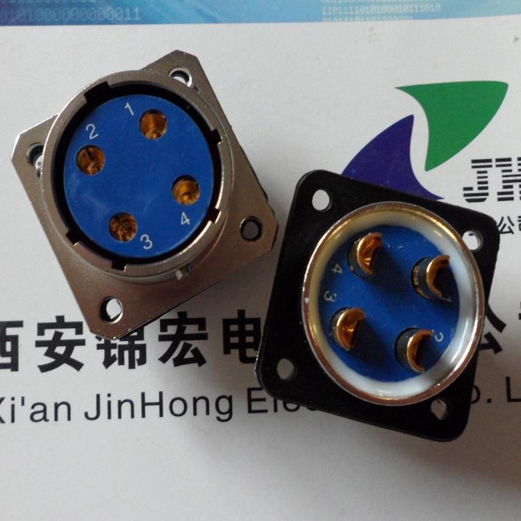 公座(针)【Y50DX-1804ZJ10 Y50DX-1804ZJ】圆形连接器 航空插头