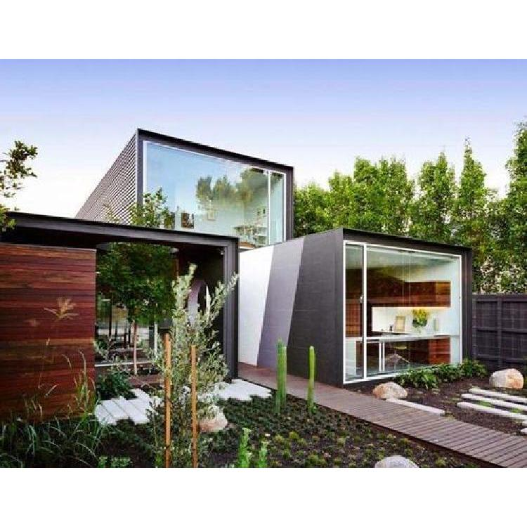 贵州小别墅集装箱彩钢板房移动房岩棉板简易房活动房临时房
