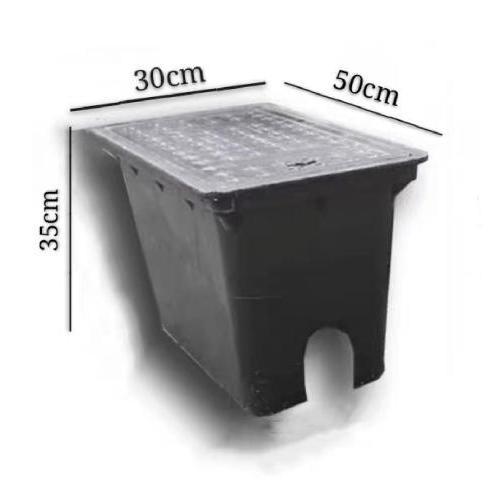 阀门箱销售型号齐全 灌溉14寸阀门箱