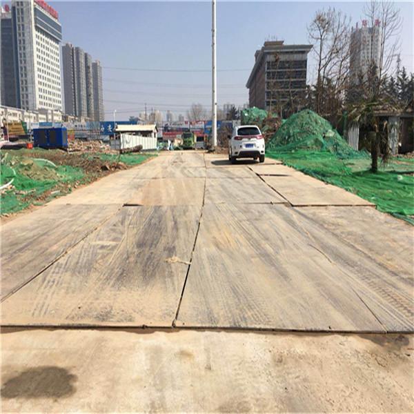 西安钢板租赁 西安钢板出租价格