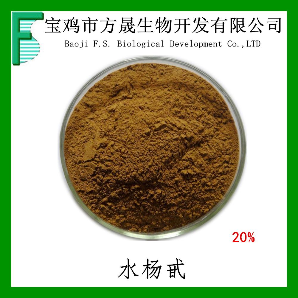水杨甙/苷15% 白柳皮提取物 水杨酸 15-98% 包邮 12吨现货
