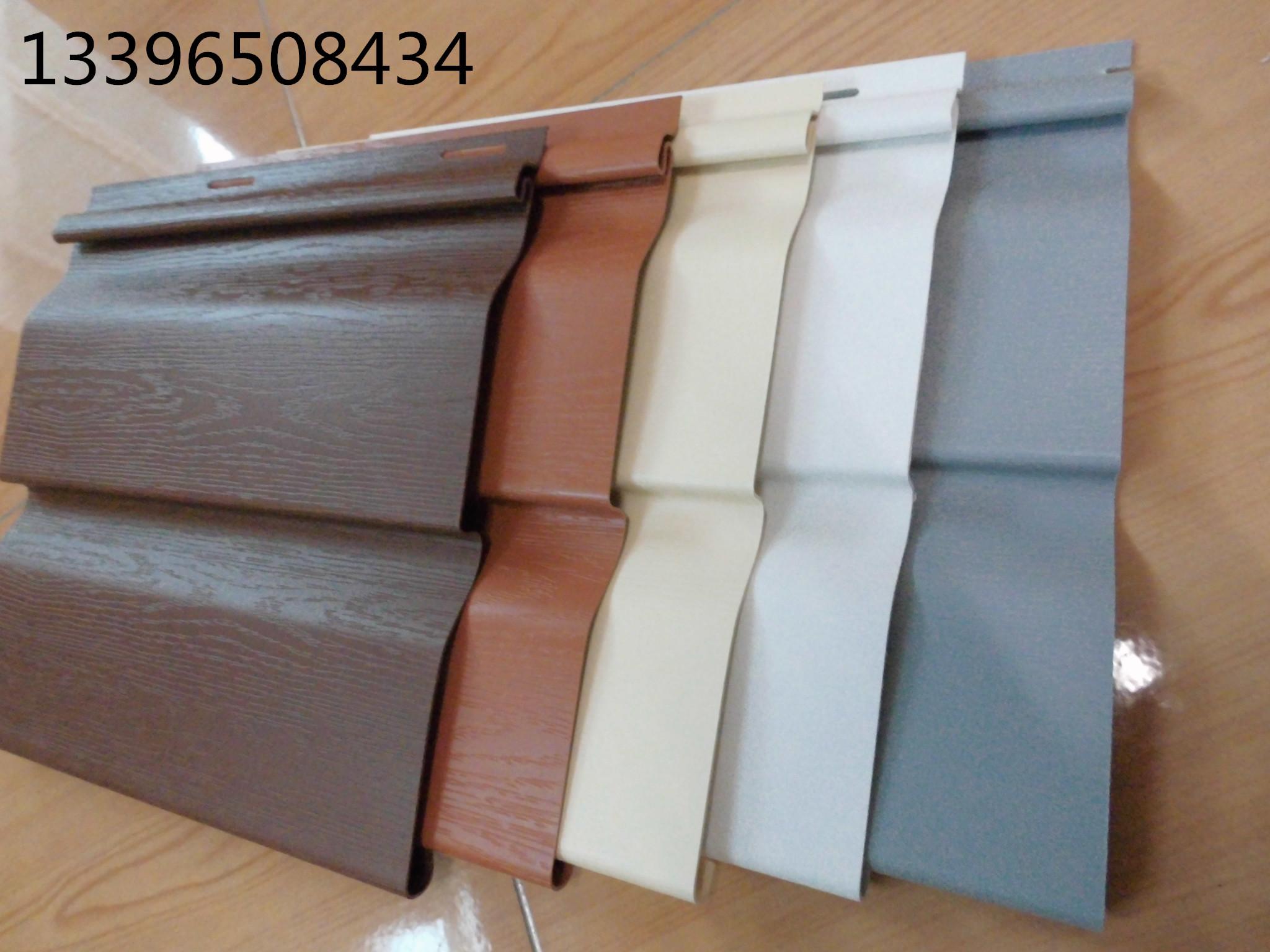 贵阳旧房改造PVC外墙挂板专供外墙改造