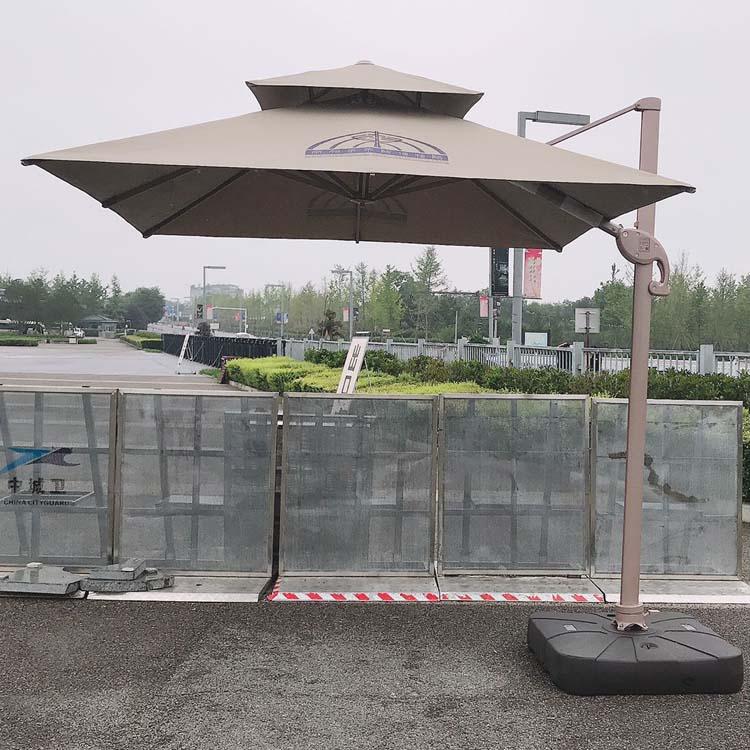 遮阳伞-西安遮阳伞-遮阳伞厂家-必得户外遮阳伞