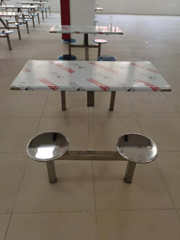 贵阳食堂餐桌椅 餐桌椅生产厂家