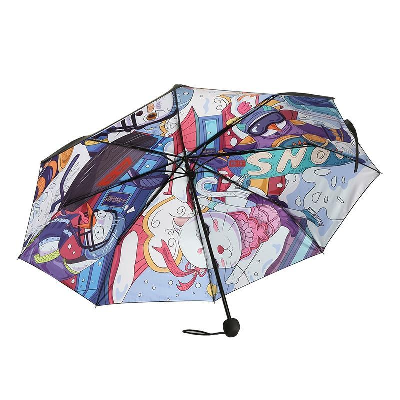 批发定制 优质故宫御用防紫外线两用晴雨伞五折【花色】【广告勿扰】