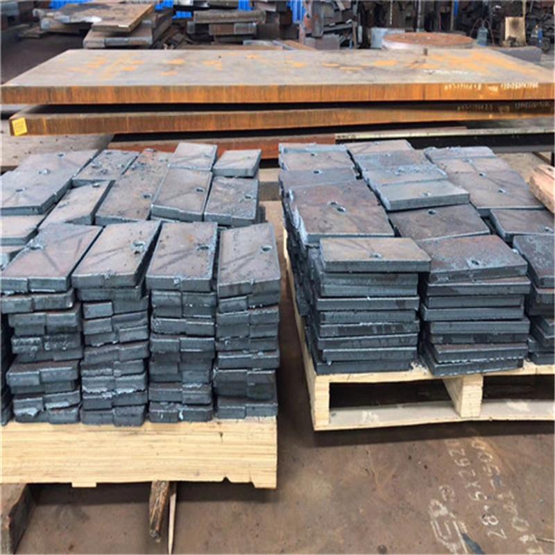 安康铺路钢板预埋板加工钢板零售切割
