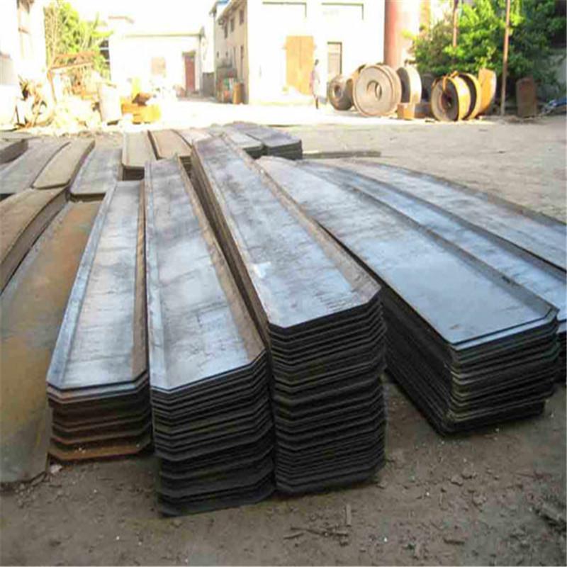 陕西渭南铺路钢板可整车直发汉中铺路钢板