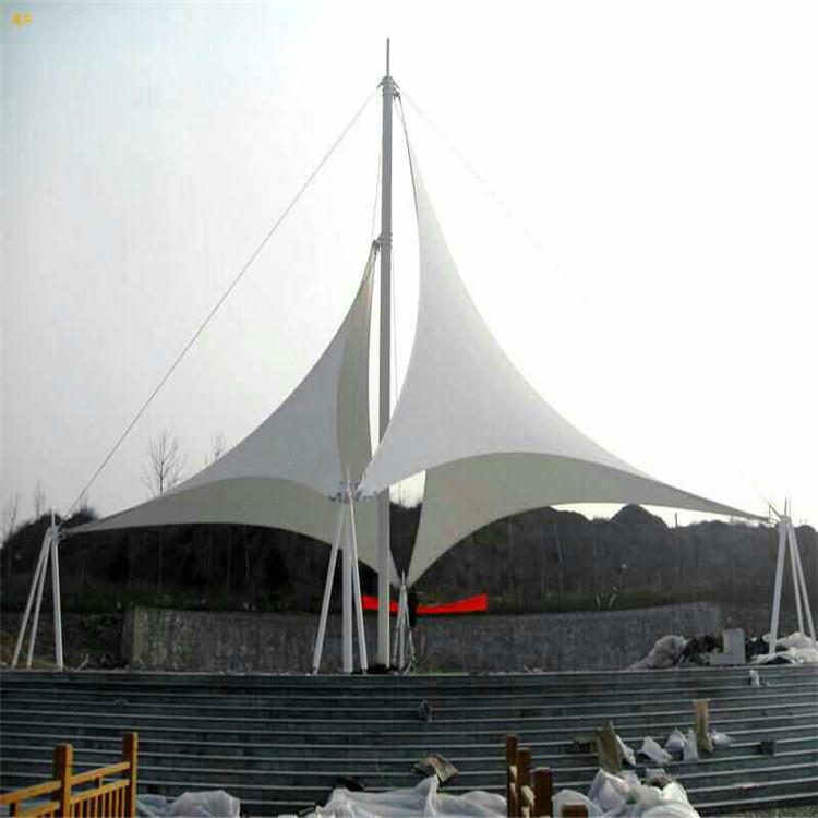西安膜结构厂商 停车 遮阳蓬 操场蓬 车棚膜结构