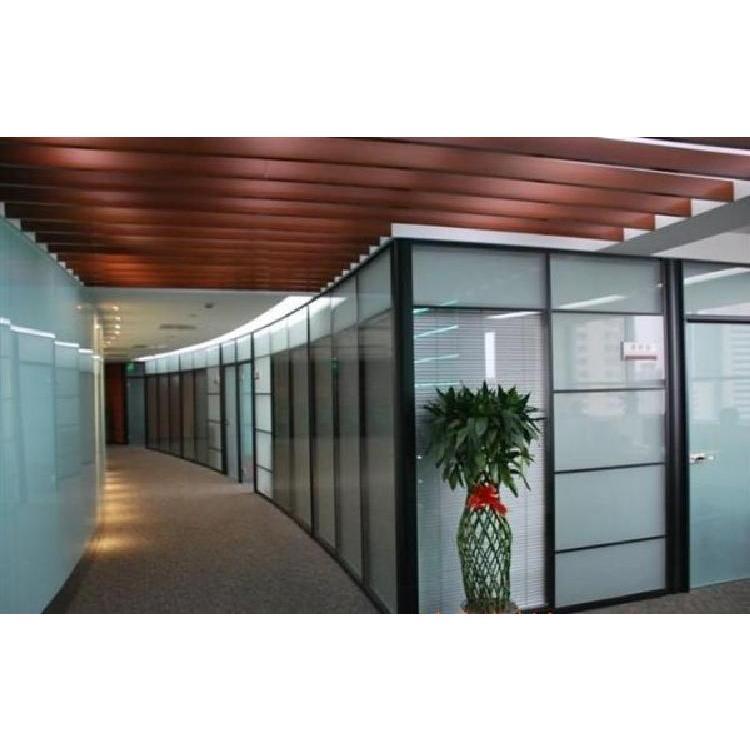 贵阳玻璃隔断厂家定制安装 供应办公楼 酒店卫生间隔断
