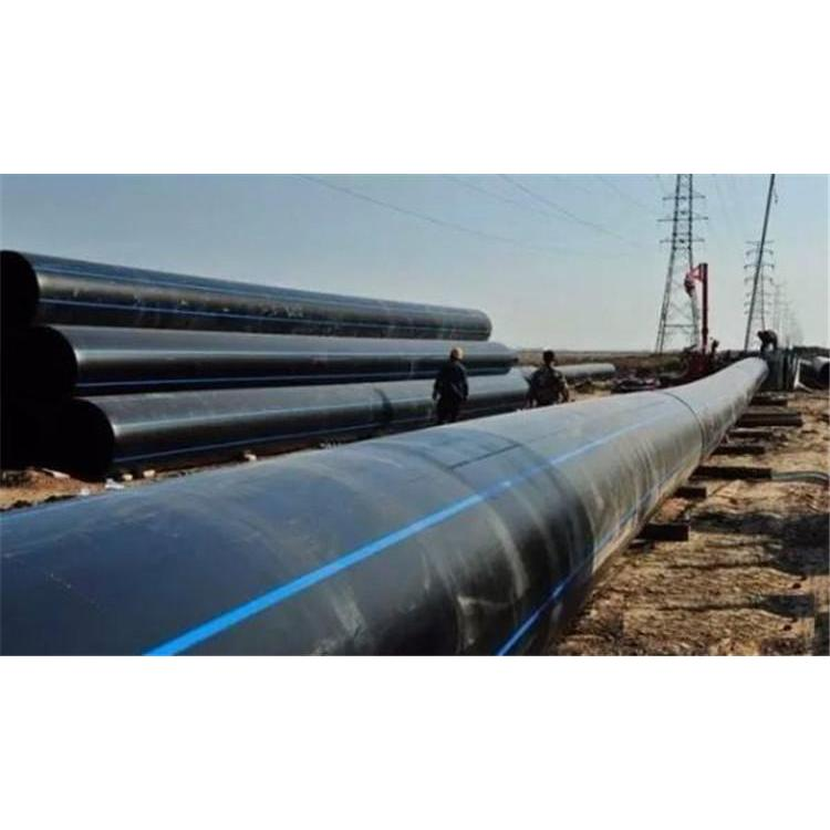 PE给水管 大口径PE管生产厂家
