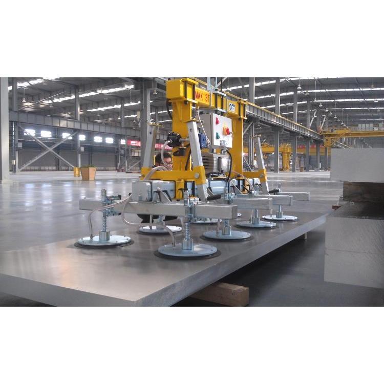 西安板材吊具 钣金加工上料真空吸盘 板材搬运设备 真空吸吊机