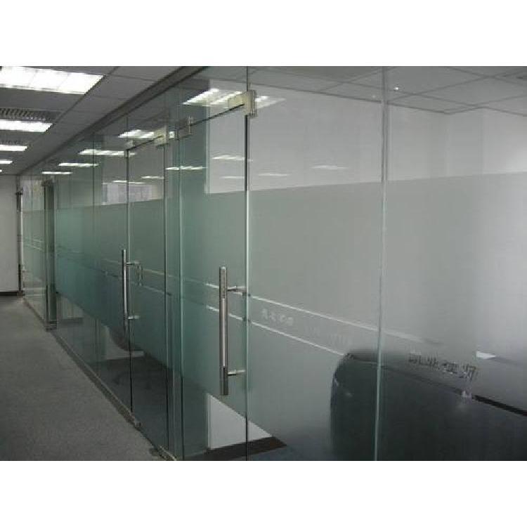 贵阳精选厂家可移动玻璃隔断 公司卫生间防水隔断门安装