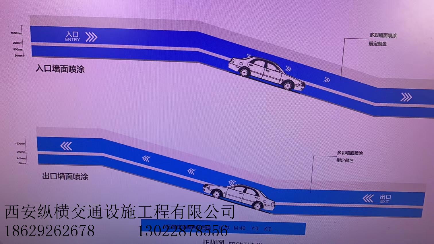 高端住宅办公楼地下车库平面设计图 高端小区地下停车场设计优化