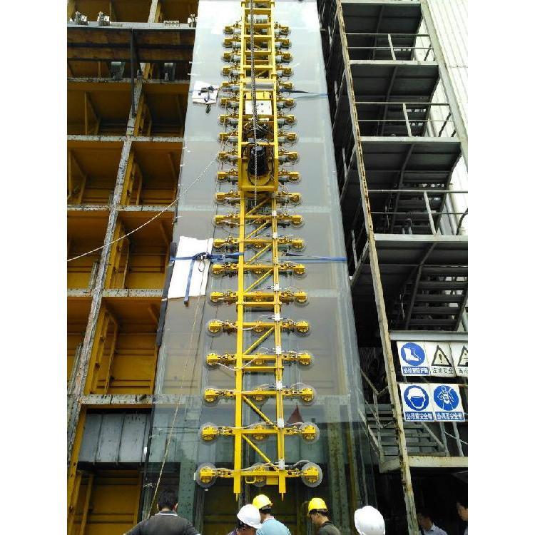 大型铝板预制件真空吸盘吊具 真空吸吊机旋转助力机械手