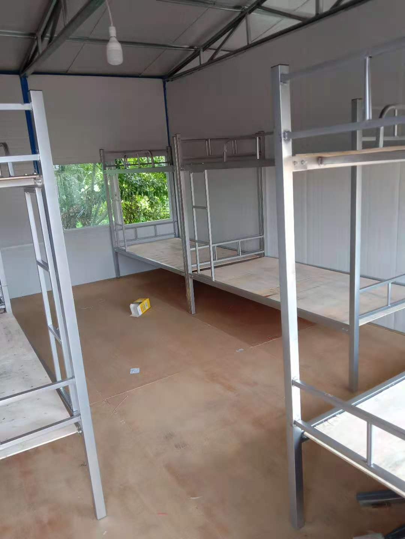 工地专用铁床 贵阳学校宿舍专用铁床
