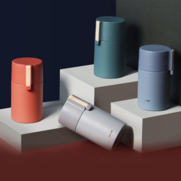 西安礼品定制可印logo 批发不零售 焖烧罐大容量保温桶饭盒
