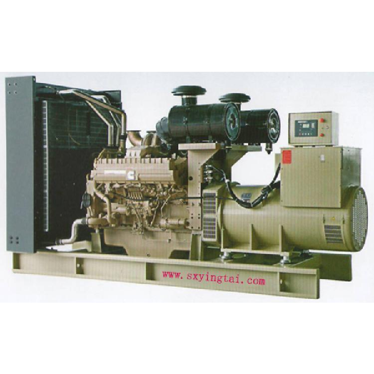 原装进口康明斯高端系列 柴油发电机组 (价格电议)