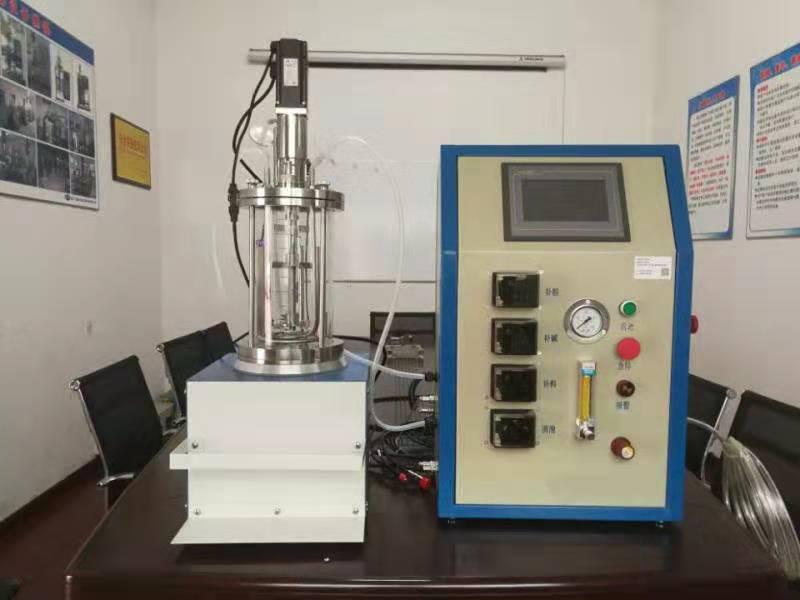 专业供应实验室玻璃发酵罐厂家