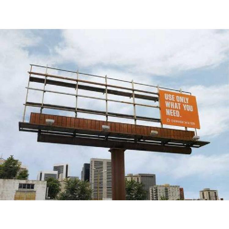 榆林广告牌定制 加工销售广告牌