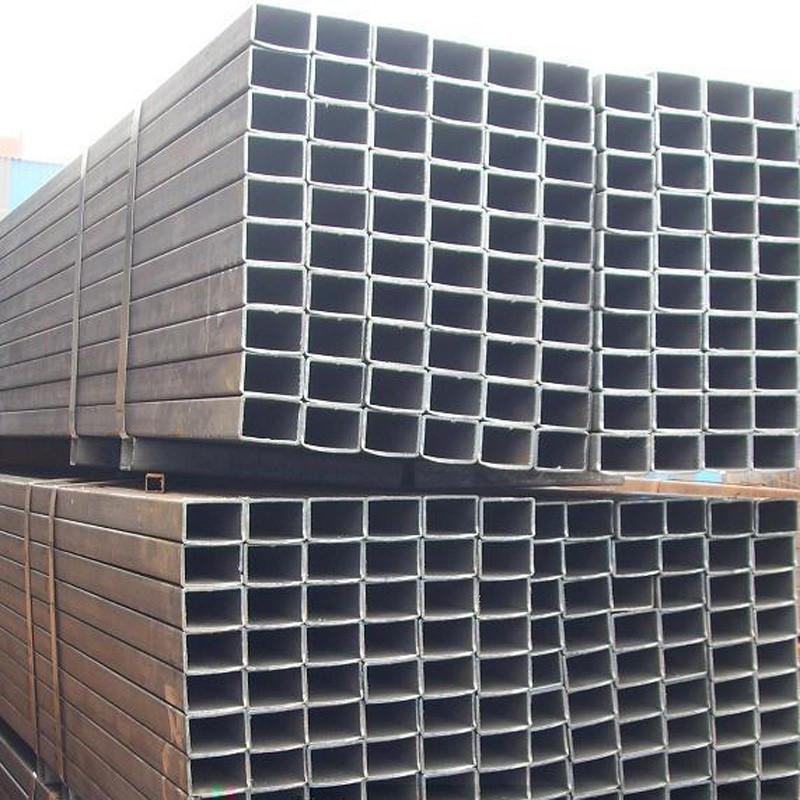 陕西渭南角钢槽钢镀锌方管黑方管