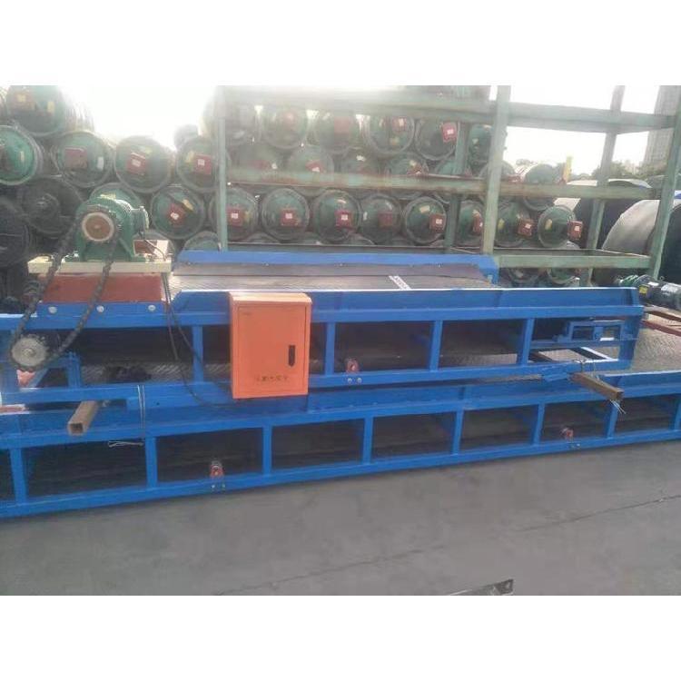 码头卸货专用输送机 西安上料运输机