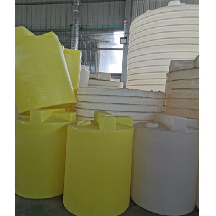 厂家直销大型户外10吨塑料储罐 PE塑料水箱 型号齐全