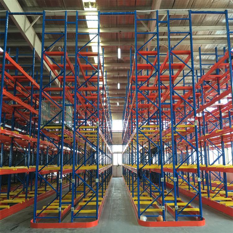 西安货架 西安窄巷道式货架 西安货架厂家 西安仓储货架  西安仓储货架