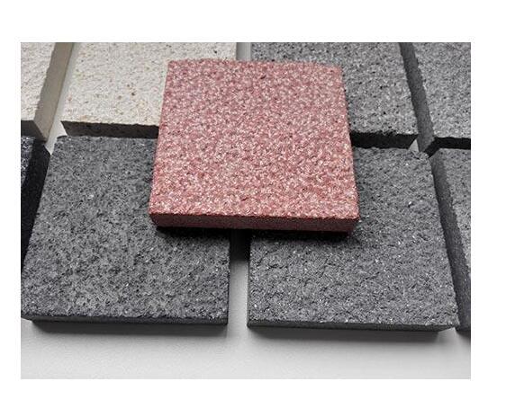 贵州仿花岗岩生态地铺石 仿石材陶瓷PC砖 市政道路砖 广场地砖