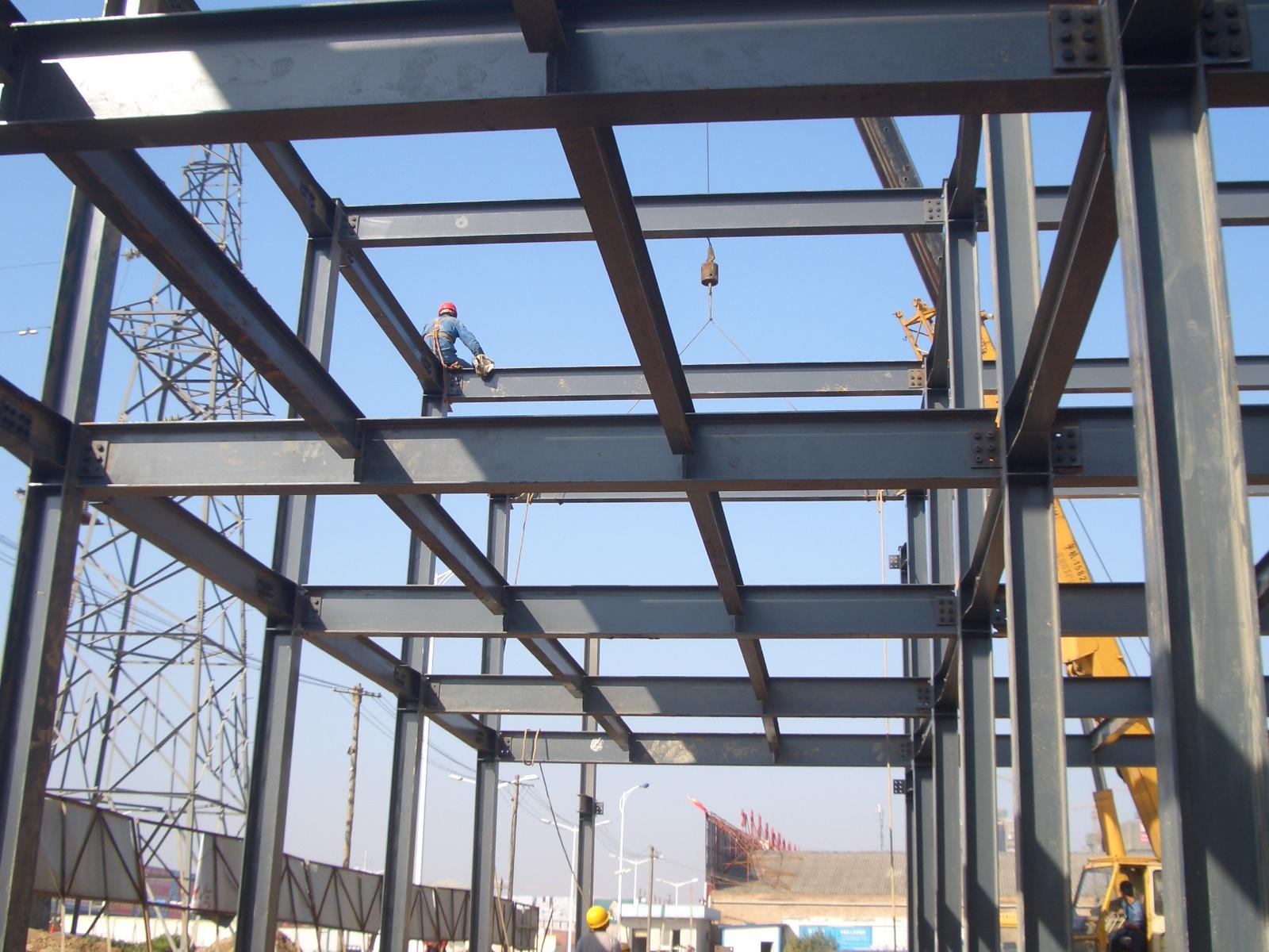 贵州板材制作厂家  钢结构轻钢板材搭建