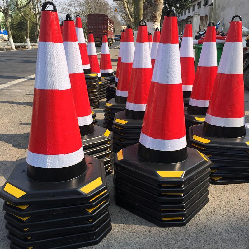 塑料路锥 反光路锥厂家直销 欢迎新老客户前来咨询