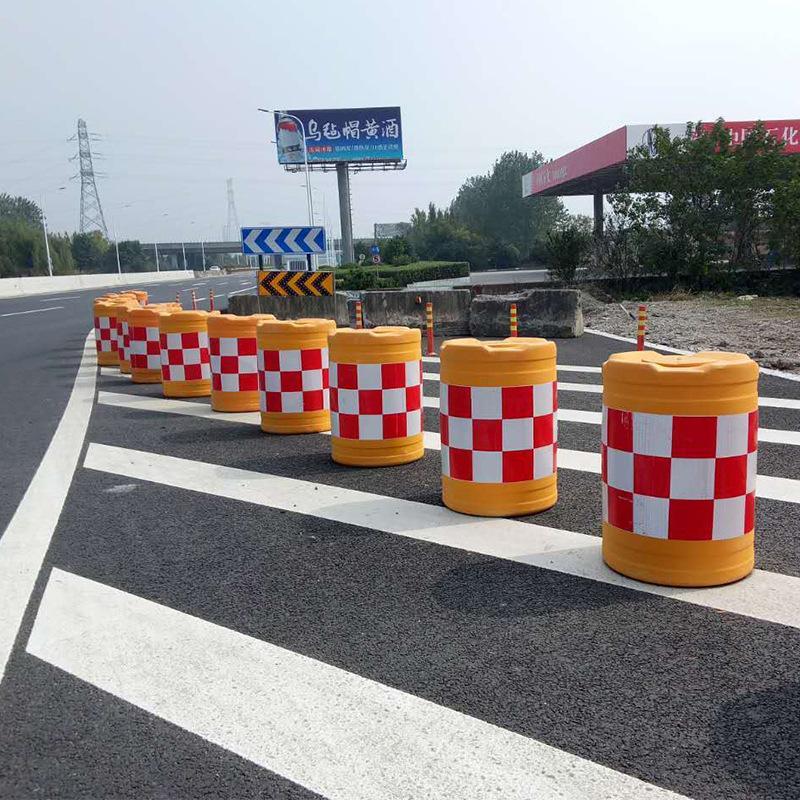 市政交通安全标志防撞桶 厂家直销 欢迎前来咨询