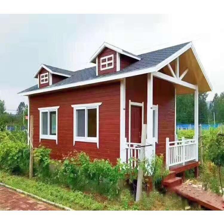 贵州定制木屋 防腐木屋 贵阳木景安装设计