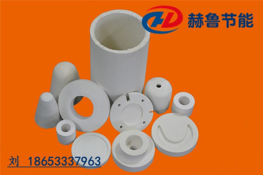 熔铸用隔热异形件金属熔铸用耐高温隔热陶瓷纤维异形件
