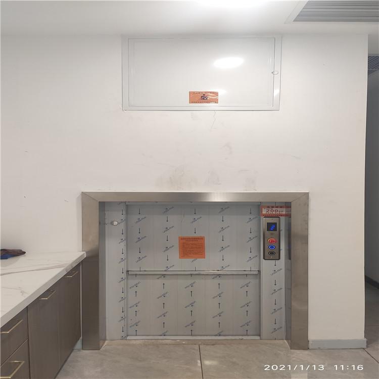 西安雁塔餐梯传菜机厂家欢迎来电