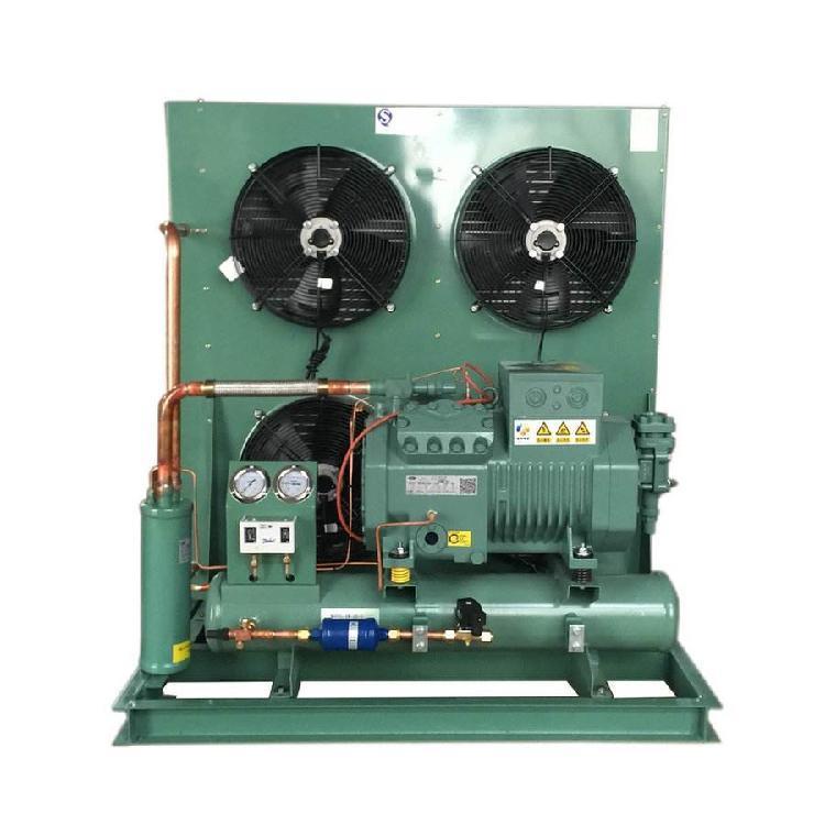 贵州比泽尔风冷冷凝机组设备批发 厂家直销