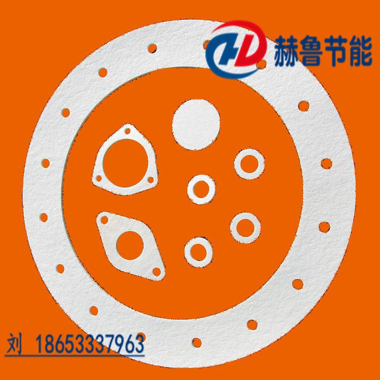 陶瓷纤维垫圈高温密封电绝缘隔热垫圈陶瓷纤维密封垫圈